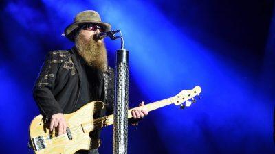 Altmeister des Bluesrock: ZZ Top-Bassist Dusty Hill ist tot