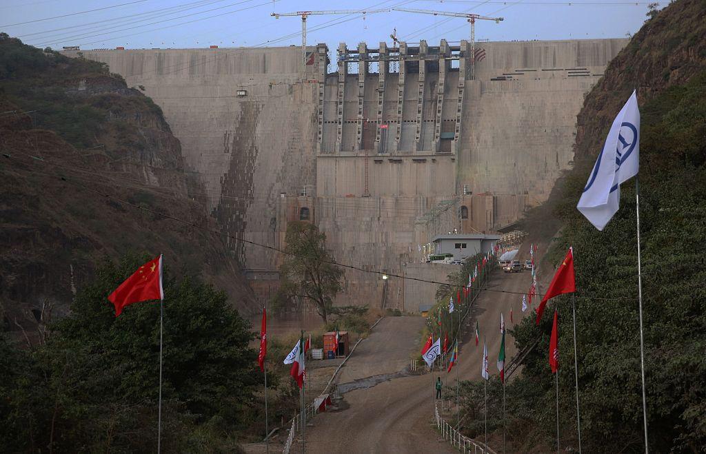 Umstrittener Nil-Staudamm in Äthiopien bereit für Stromproduktion