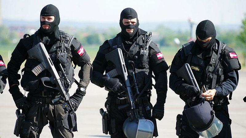 Wegen illegaler Migration: Österreich schickt Elitepolizisten an Belarus-Grenze