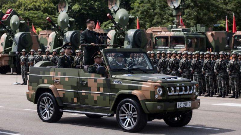 Xi Jinping mobilisiert China für möglichen Atomkrieg
