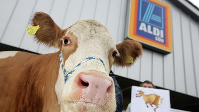 Fleisch-Umstellung bei Aldi: Agrarverbände wollen mitreden