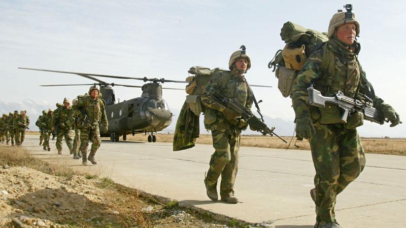 Nach Abzug der Nato-Truppen: Taliban in Afghanistan auf Vormarsch
