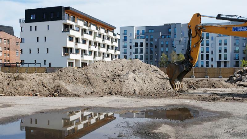 Baupreise für Wohngebäude im Mai so stark gestiegen wie seit 14 Jahren nicht mehr