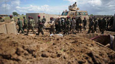 USA fliegen zweiten Luftangriff binnen einer Woche gegen Islamisten in Somalia