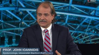 Epidemiologe Ioannidis: Nachteile der Maßnahmen überwiegen schwer