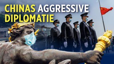 Studie: KP Chinas versucht, westliche Länder während der Pandemie zu beeinflussen