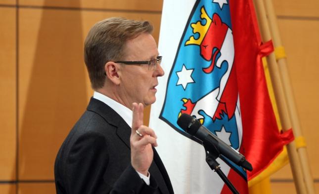 Bartsch: Ramelow bleibt nun bis 2024 Ministerpräsident