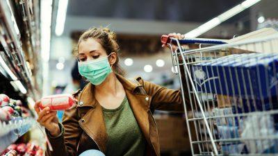 Hessens 2G-Urteil für Einzelhändler gilt auch für Supermärkte