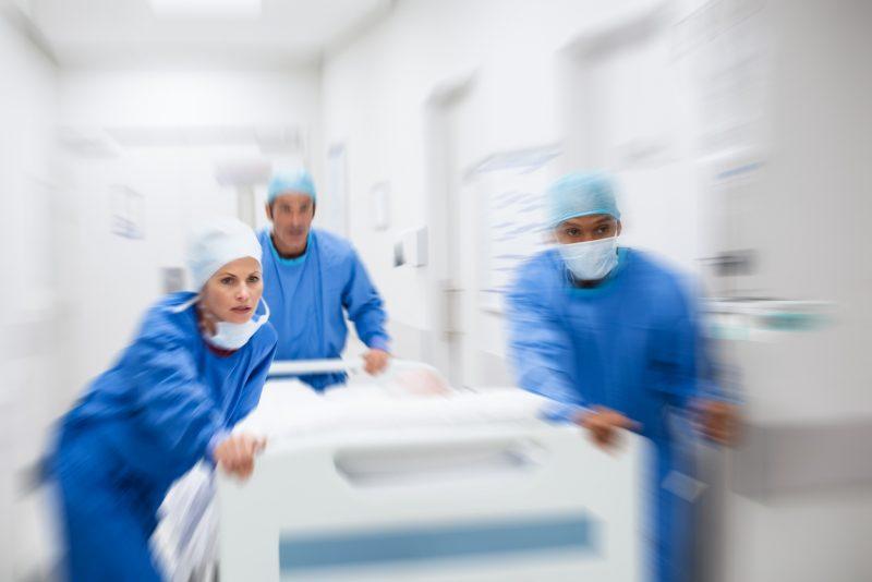 Klinikum Leverkusen wird wegen gestörter Stromversorgung vollständig evakuiert