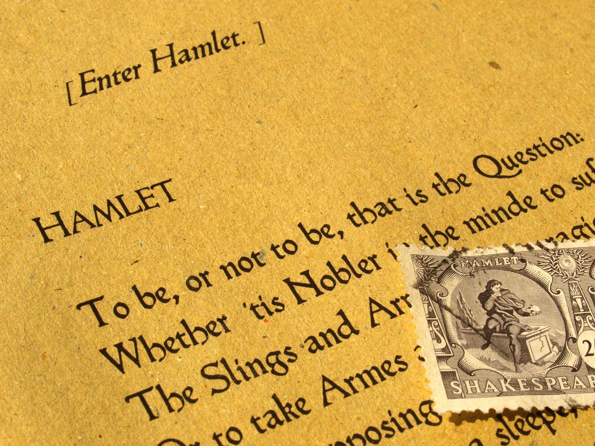 Wie Shakespeares Hamlet der Wissenschaft widerspricht