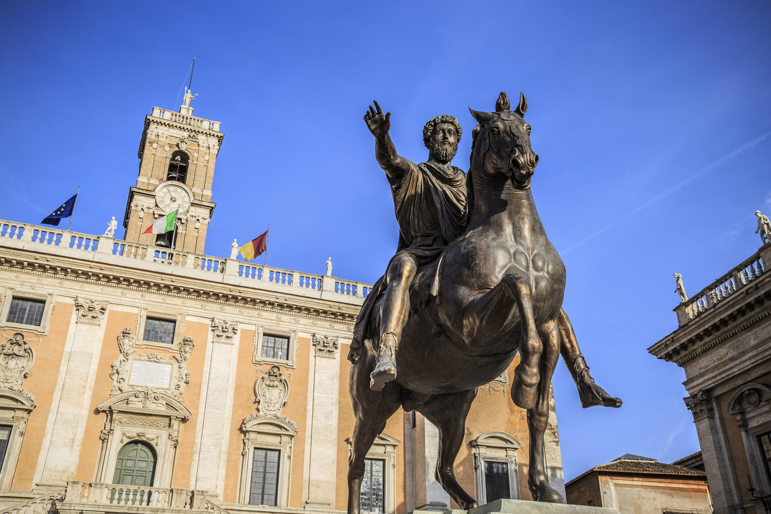 Marcus Aurelius: Wie man einen schlechten Tag zum Guten wendet