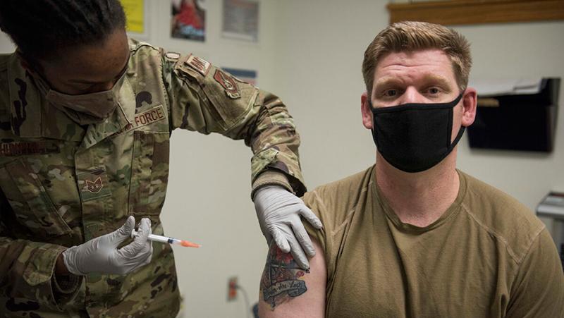 Impfpflicht: US-Soldaten drohen mit Kündigung
