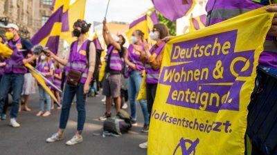 """Volksabstimmung """"Deutsche Wohnen & Co. enteignen"""" in Berlin kann starten"""