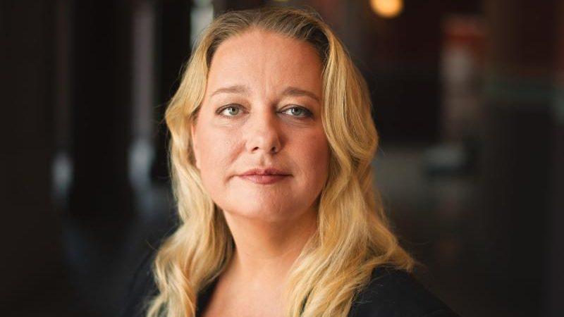 Katharina Wagner freut sich auf die Bayreuther Festspiele