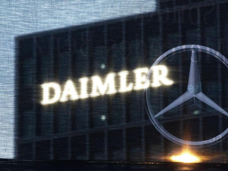 Verbraucherschützer verklagen Daimler wegen Verdachts auf unzulässige Abschalteinrichtungen
