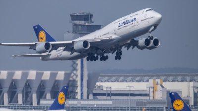 Lufthansa will bis September wieder nahezu komplettes Netz anbieten