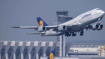 Lage der Lufthansa bleibt angespannt