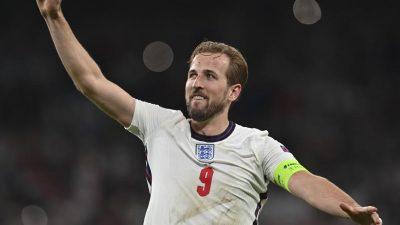 Alles Wissenswerte zum EM-Finale England und Italien am heutigen Sonntag