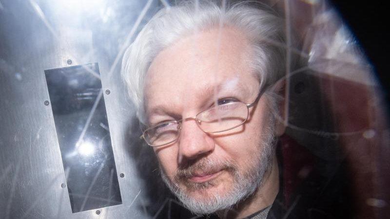 Assange-Unterstützer bitten Merkel um Hilfe für Freilassung
