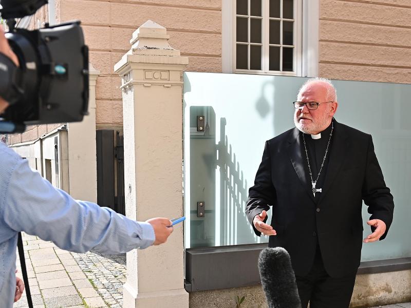 """""""Abgrund tut sich auf"""" – Kardinal Marx und der Fall Garching"""