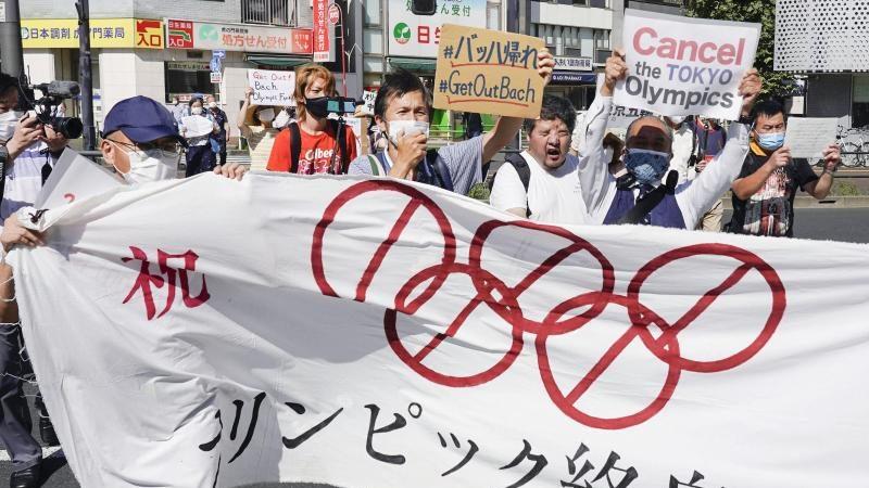 Misstrauen und Verdruss: Wird Olympia zu einem Superspreader-Event?