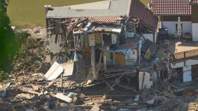 Bisher 128 Menschen in Rheinland-Pfalz tot geborgen