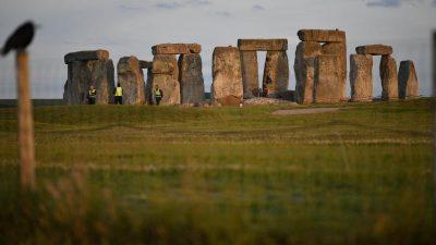 Sorge um Stonehenge – Weltkulturerbe-Status gefährdet