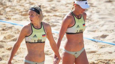 Deutsche Athleten warten in Tokio weiter auf erstes Gold