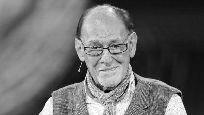 Schauspiellegende Herbert Köfer mit 100 Jahren gestorben