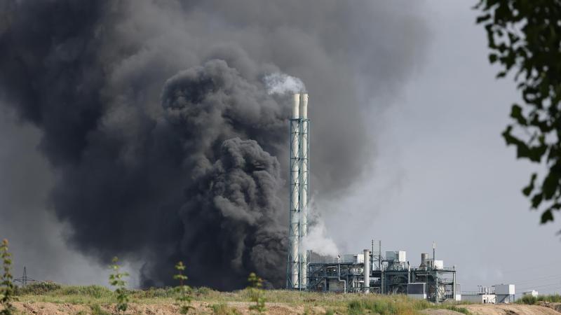 Noch keine Klarheit über Schadstoff-Rückstände nach Chemieunglück in Leverkusen