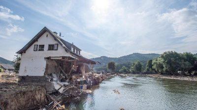 Kläranlagen im Ahrtal beschädigt: Landesbehörden raten vom Kontakt mit Ahr-Wasser ab