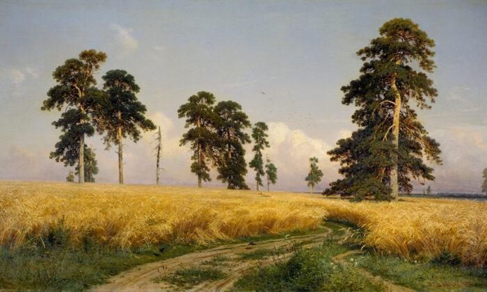 """Iwan Schischkin – der """"Zar des Waldes"""""""
