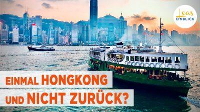 Kanada warnt vor Ausreiseverboten in Hongkong