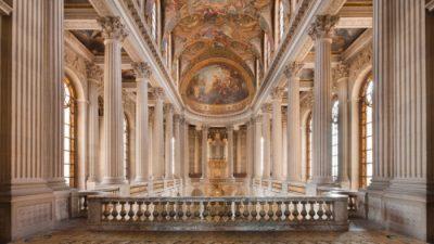 Schlosskapelle von Versailles erstrahlt in neuem Glanz