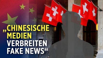 China erfindet Schweizer Biologen Wilson Edwards für Propaganda