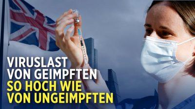 England: Impfstoffe können die Übertragung der Delta-Variante nicht verhindern