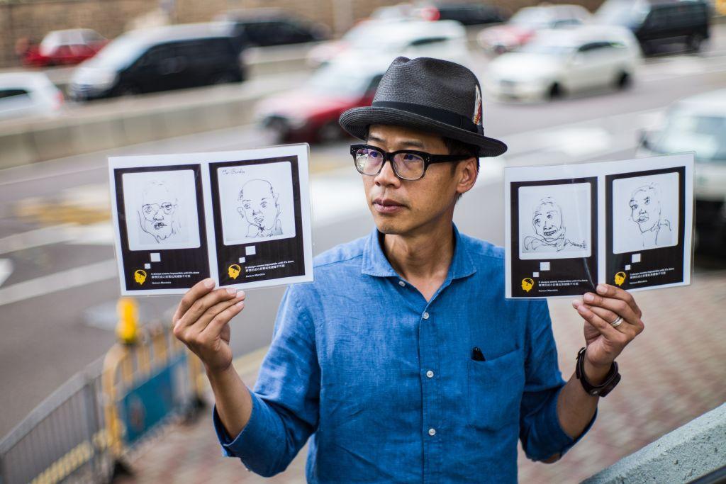 Bekannter Hongkonger Künstler nach Taiwan geflohen