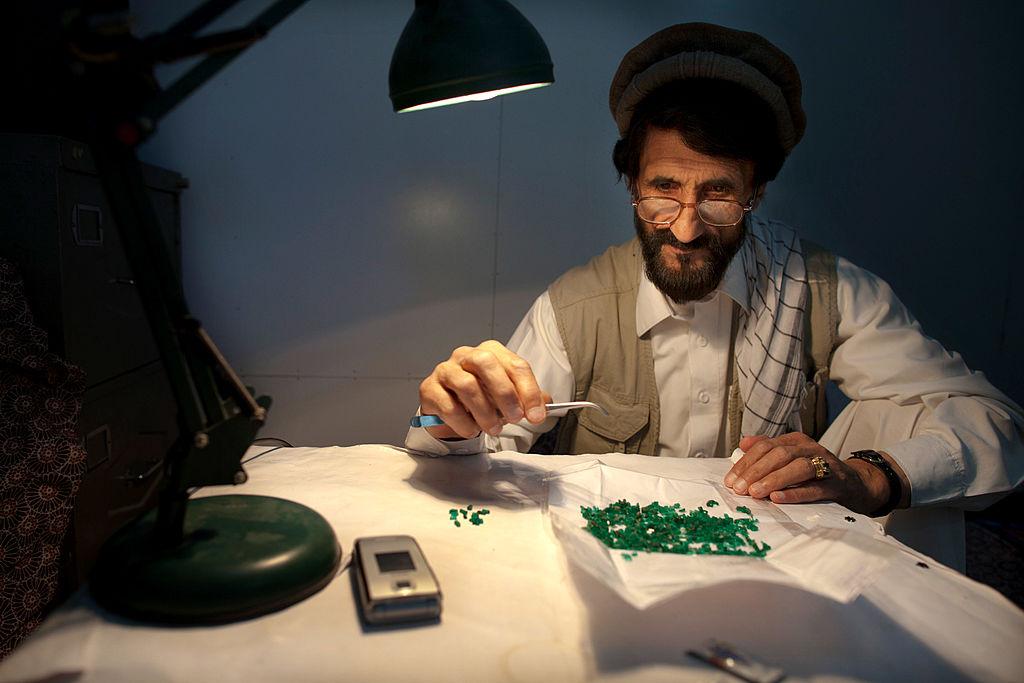 Gold, Kupfer, Lithium: Afghanistans Rohstoffe sind sehr begehrt