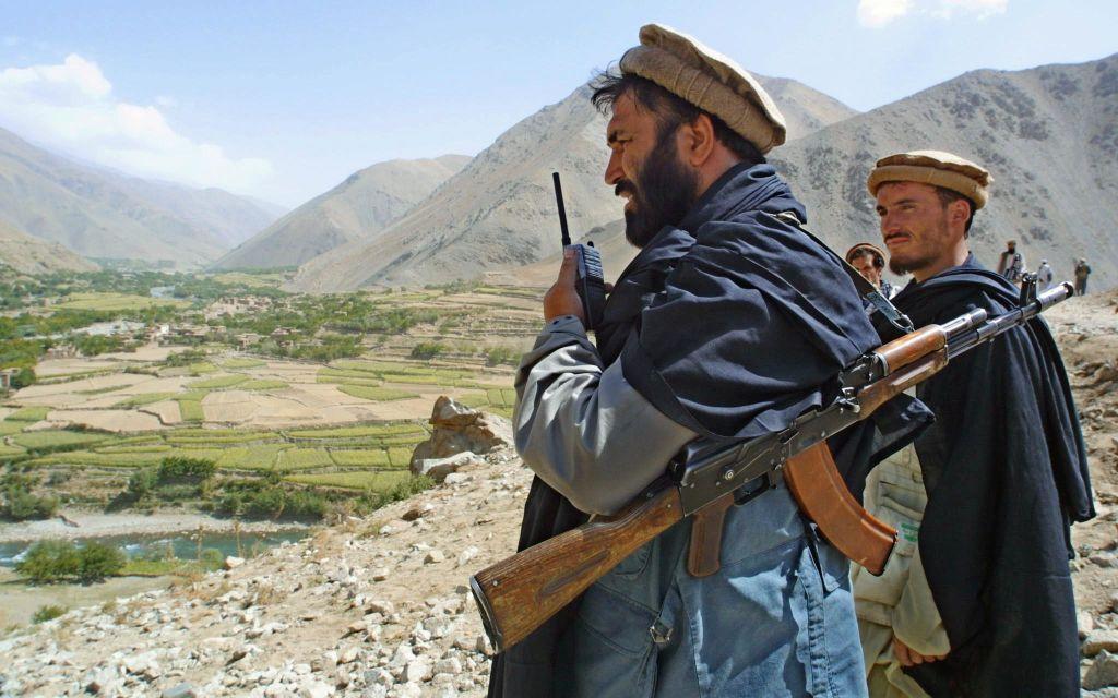 Widerstand gegen Taliban formiert sich im afghanischen Pandschirtal
