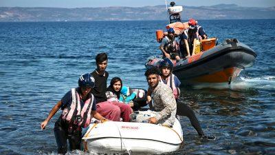 EU-Kommission blockiert Zahlungen für Grenzschutz