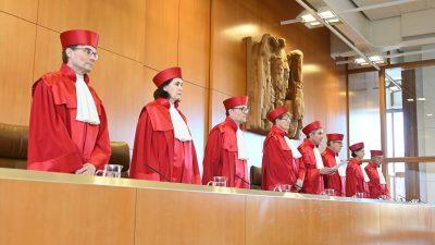 Streit um die Besetzung des Bundestagspräsidiums – Karlsruhe entscheidet am Mittwoch
