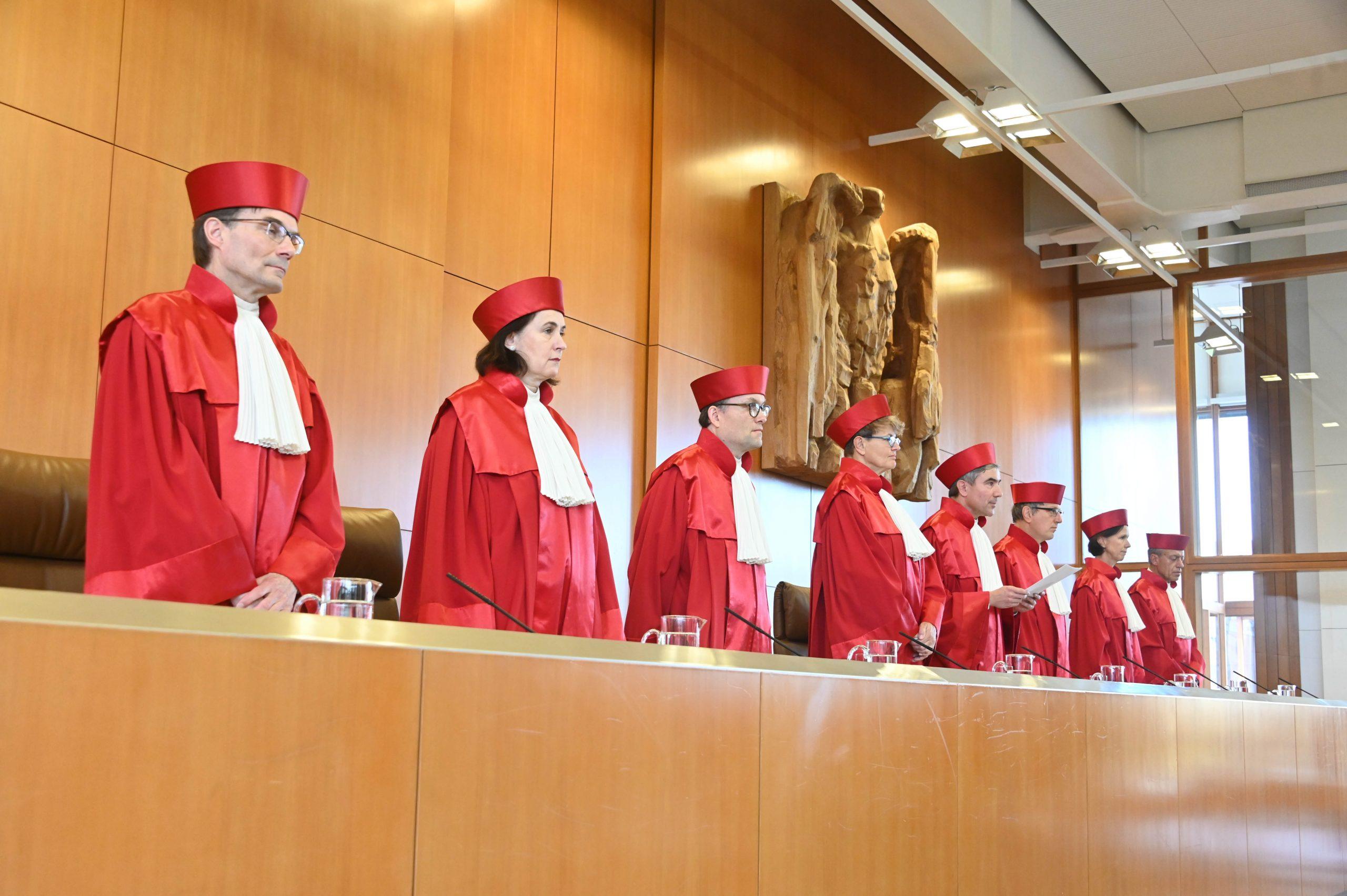 Bundesverfassungsgericht verhandelt über Finanzierung von Parteien