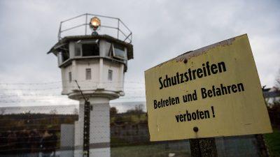 Linker Kommunalpolitiker verteidigt Mauerbau der DDR