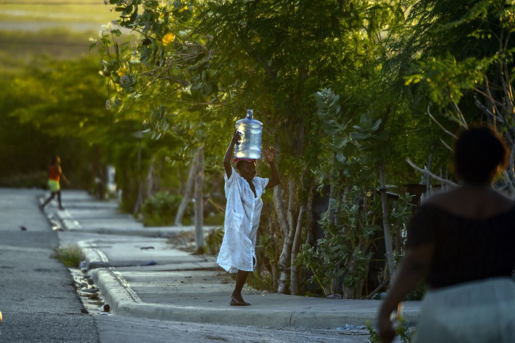 Hunderte Tote bei schwerem Erdbeben in Haiti