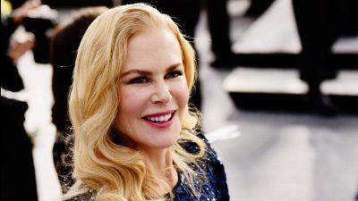 Hongkong: Quarantäne-Ausnahme für Schauspielerin Nicole Kidman – Einwohner empört