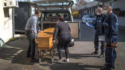 """IGES-Leiter: """"Corona bei vier von fünf offiziellen Covid-Toten wohl nicht Todesursache"""""""