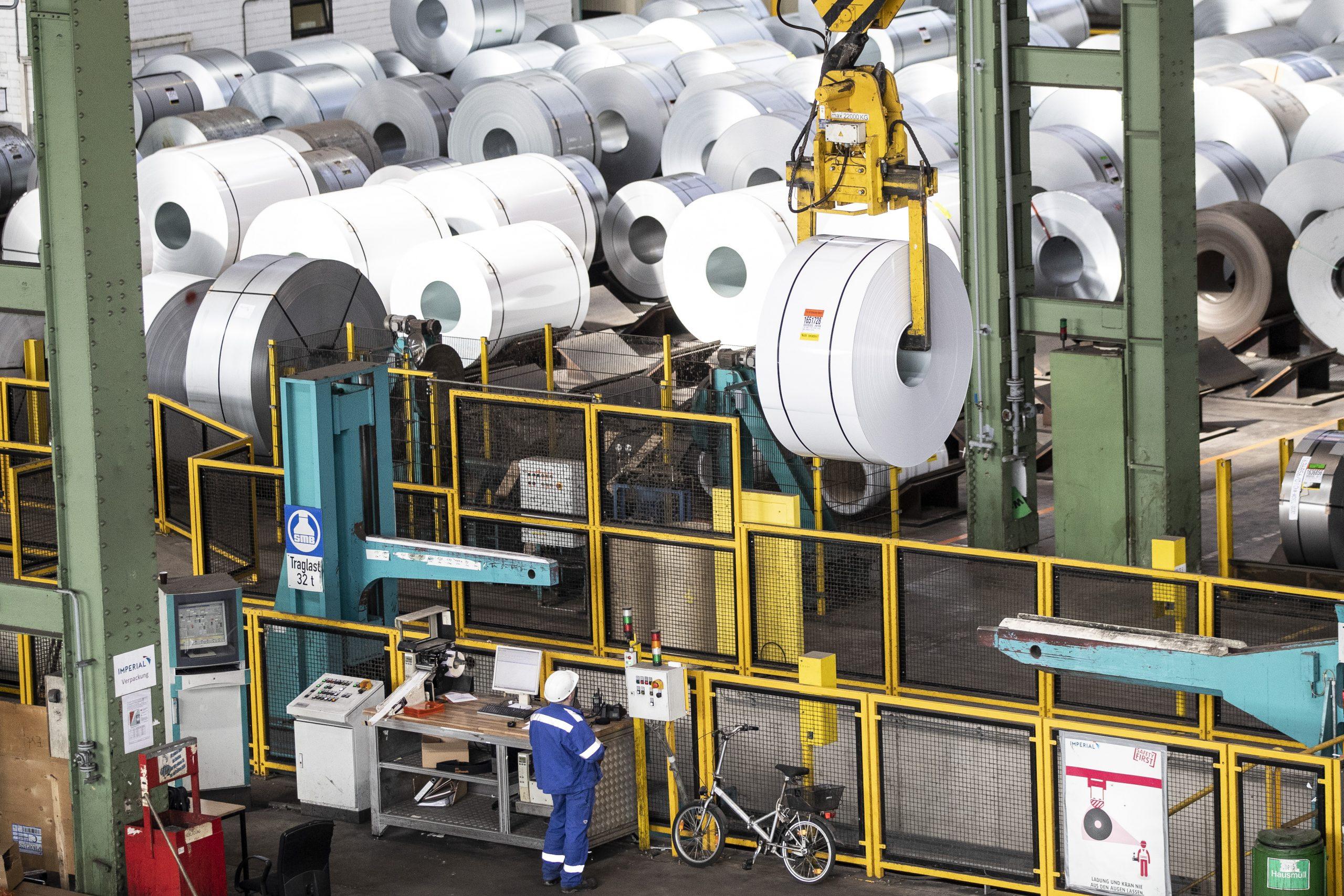 200.000 Jobs in Metall- und Elektroindustrie verloren gegangen