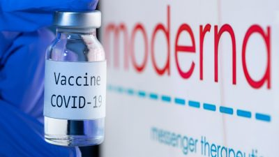 Moderna Teil 9: Von toten Haien und leuchtenden Impfnachweisen