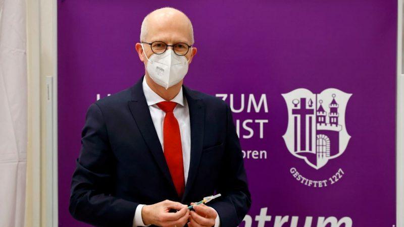 """Der Impfdruck steigt: Hamburg forciert """"2G""""-Optionsmodell"""