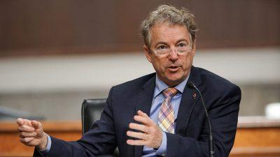 """US-Senator ruft zum Corona-Widerstand auf: """"Wir müssen ihre Auflagen nicht akzeptieren"""""""